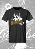 GOLDELSE T-SHIRT 'STRONG AND VICTORIOUS'