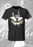GOLDELSE T-SHIRT 'STENCIL'