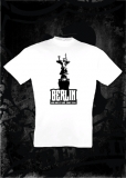 BERLIN T-SHIRT 'LIVE AND LET LIVE'