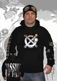 TATTOO HOODY SUBCULTURE TATTOO 'PASSION OF PAIN'