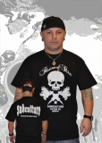TATTOO SHIRT SUBCULTURE TATTOO 'SKULL'