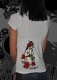 TATTOO SHIRT SUBCULTURE TATTOO 'GEISHA' GIRLS
